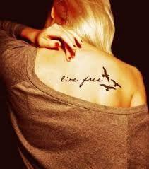 """Live free"""