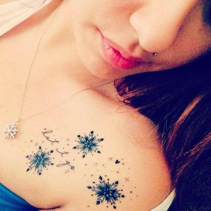 Beautiful Shoulder Tattoo