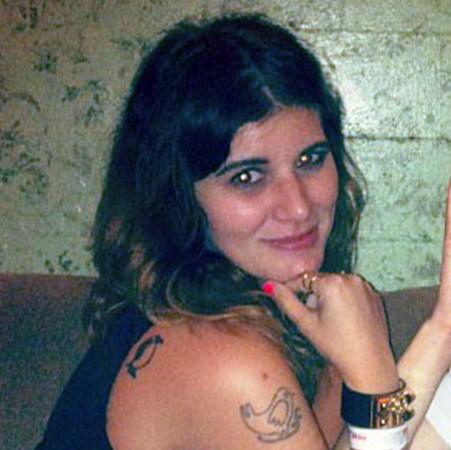 Bethany Cosentino tattoos – cute penguin on back