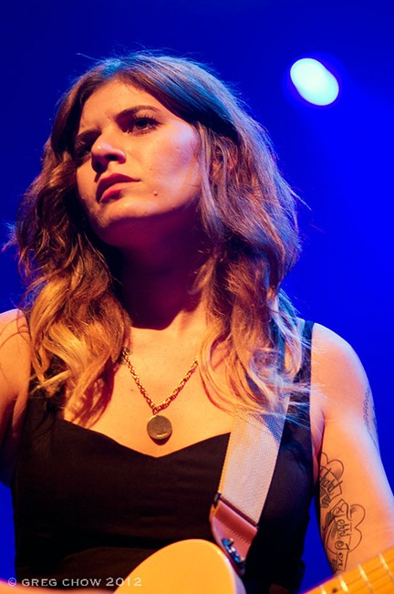Bethany Cosentino tattoos – left arm names