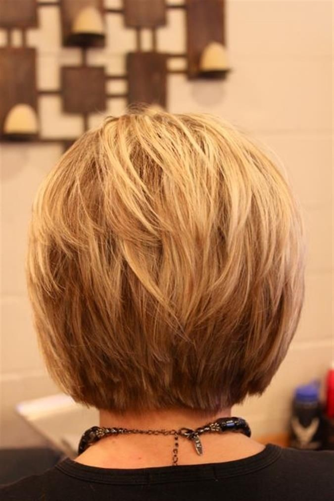 Bob Hairstyle for Blond Hair