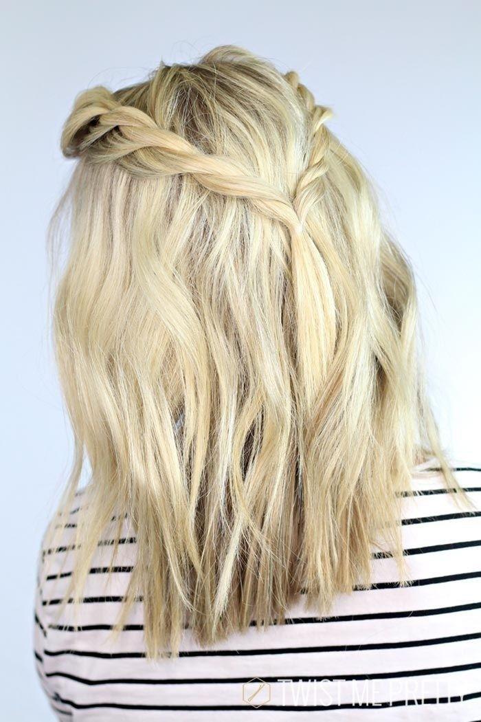 Pleasing 12 Pretty Mid Length Hairstyles For Women Pretty Designs Short Hairstyles Gunalazisus