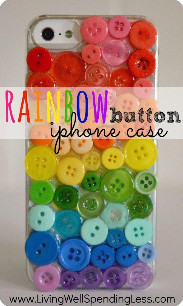 Button Phone Case