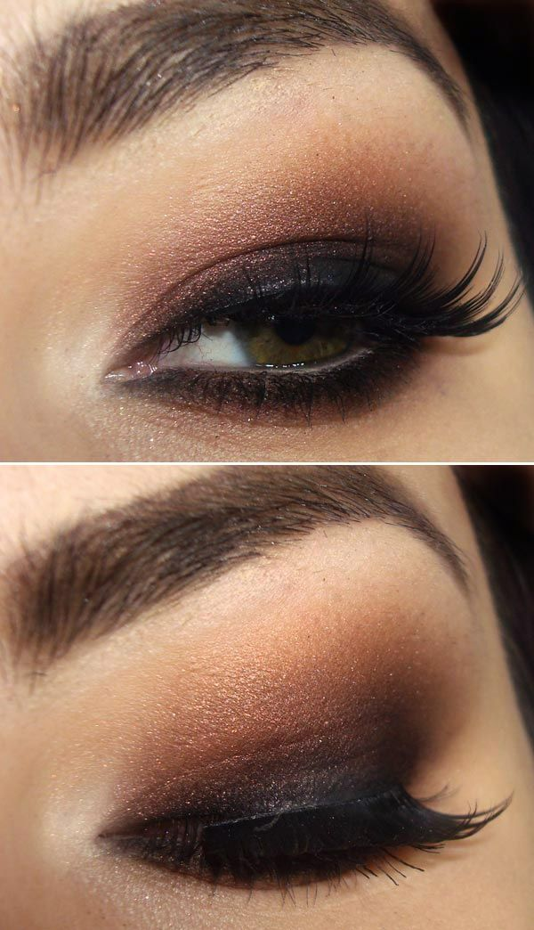 Pretty Makeup With The Eye Glitters 2052994: 10 Pretty Eye Makeup Ideas
