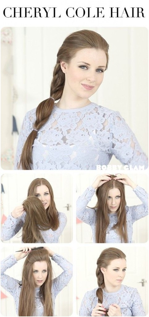 Superb 11 Wonderful Everyday Hairstyles For Long Hair Pretty Designs Hairstyles For Women Draintrainus