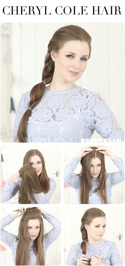 Fine 11 Wonderful Everyday Hairstyles For Long Hair Pretty Designs Short Hairstyles For Black Women Fulllsitofus