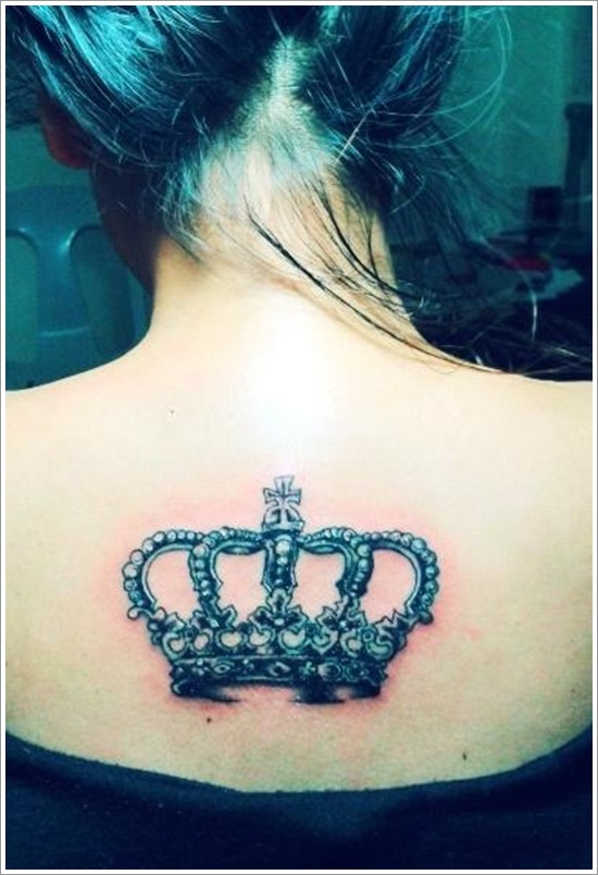 48 crown tattoo ideas we love pretty designs - Cool designs for girls ...