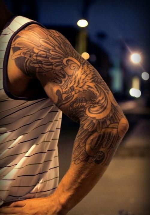 sleeve tattoo designs for men pretty designs. Black Bedroom Furniture Sets. Home Design Ideas