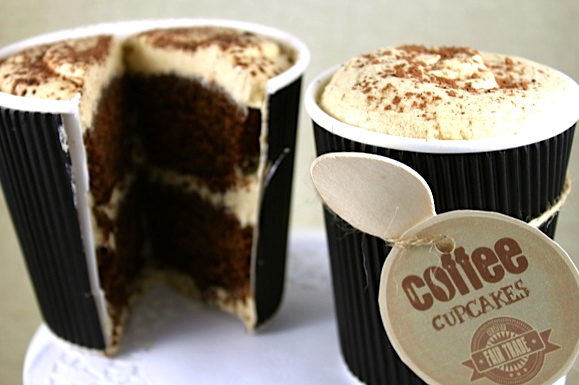 Coffee-inspired Cake Ideas for You - Pretty Designs