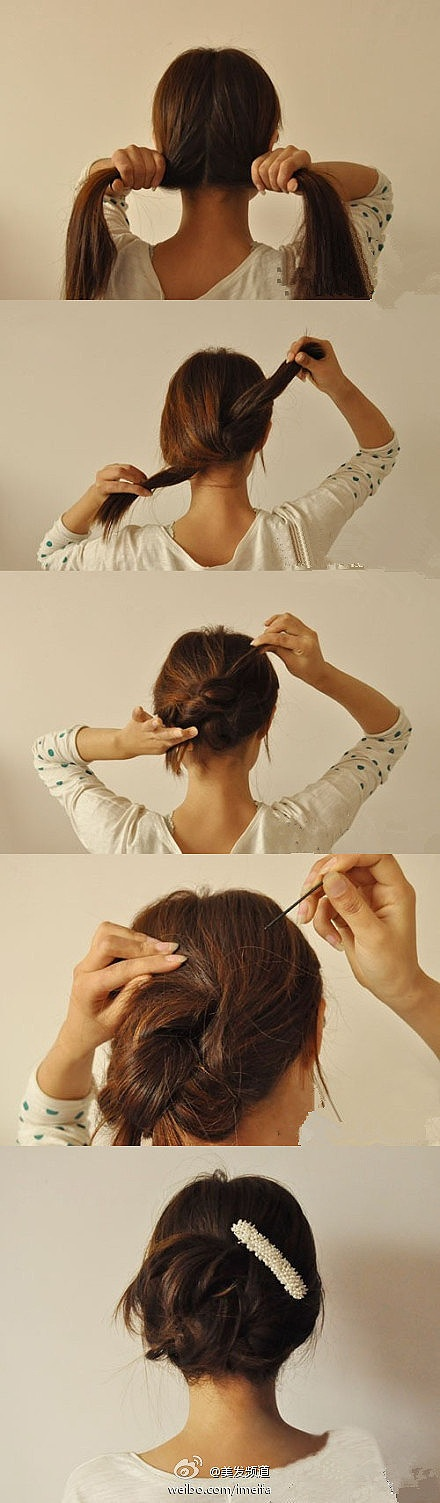 Hair Tutorials Knot Updo Hairstyles Pretty Designs