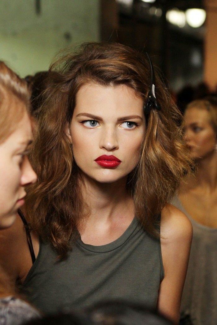 Easy Red Lips