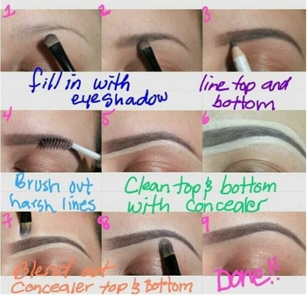 how to apply eye makeup for beginners
