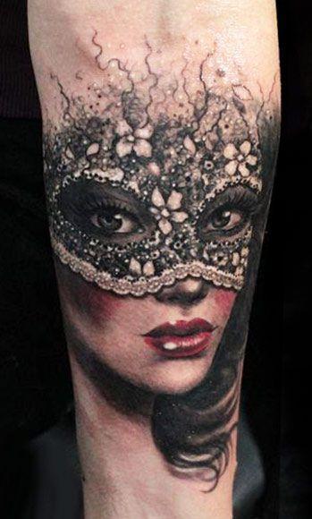 Girl Tattoo
