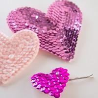 Heart Shape Hair Pin