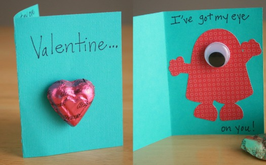 DIY Cards for Valentines Day Pretty Designs – Cards for Valentine