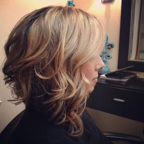Incredible 22 Ultra Chic Hairstyles For Mid Length Hair 2015 Pretty Designs Short Hairstyles For Black Women Fulllsitofus