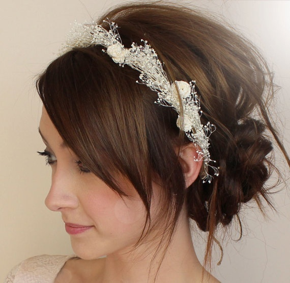 Wedding Hairstyle With Bangs: 15 Gorgeous Bridal Hair With Bangs