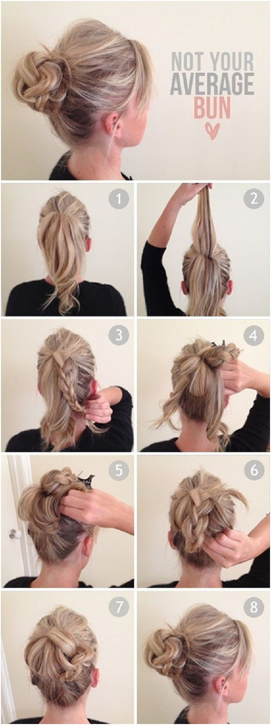 11 Wonderful Everyday Hairstyles for Long Hair - Pretty Designs
