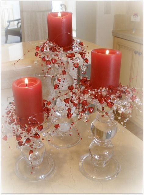 Table Decorations For Valentines Day Pretty Designs
