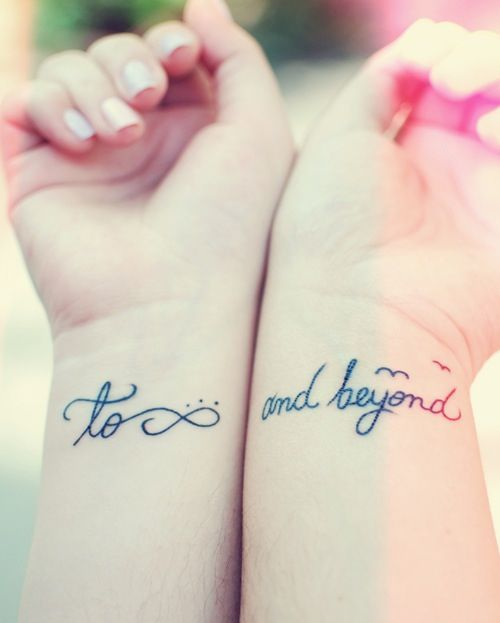 Pretty Wrist Tattoo