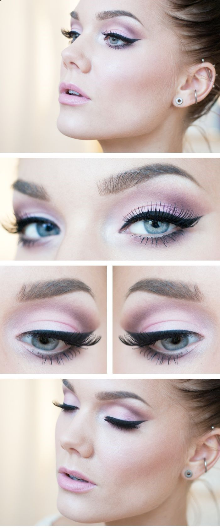 12 Sweet Makeup Ideas For Valentines Day Pretty Designs
