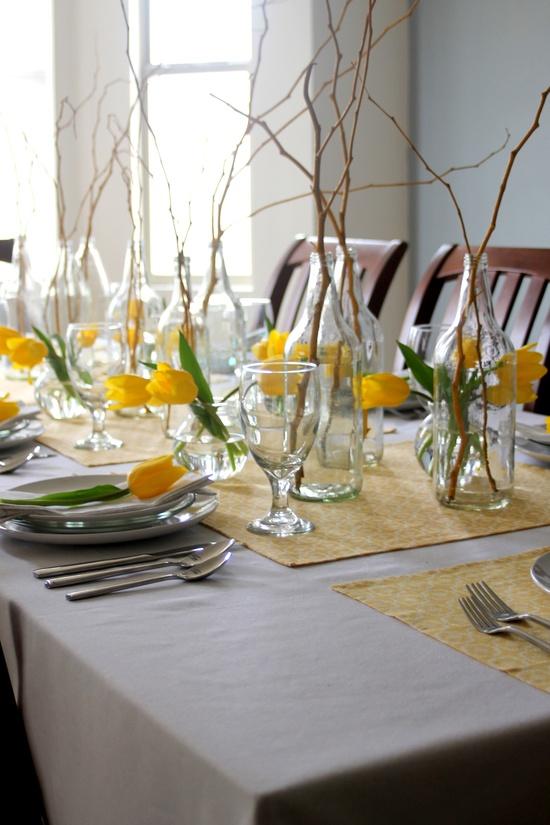 Simple Table Arrangement