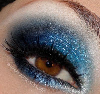 15 glitter eye makeup ideas for spring  pretty designs