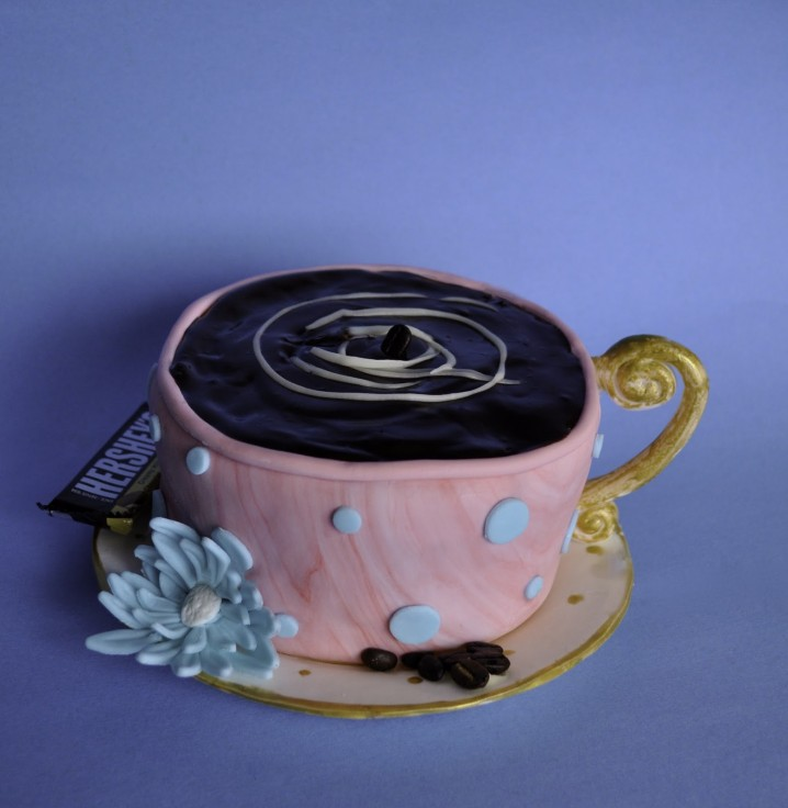 Stylish Coffee Cake