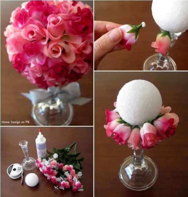 Stylish Flower Arrangement