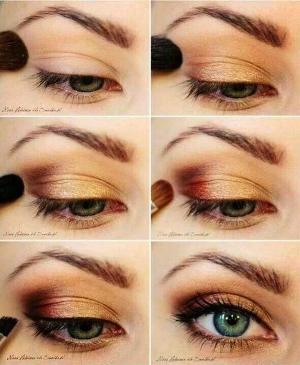 Cute Ways To Do Eye Makeup For Blue Eyes - Mugeek Vidalondon
