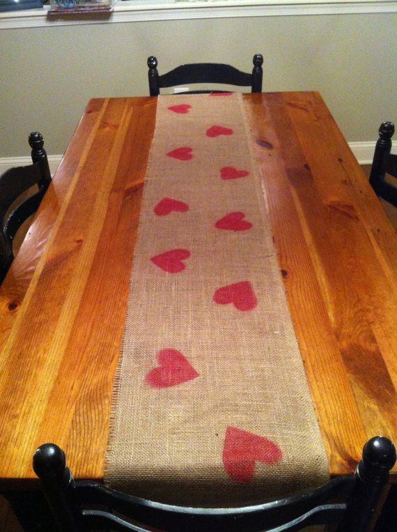 Table Burlap