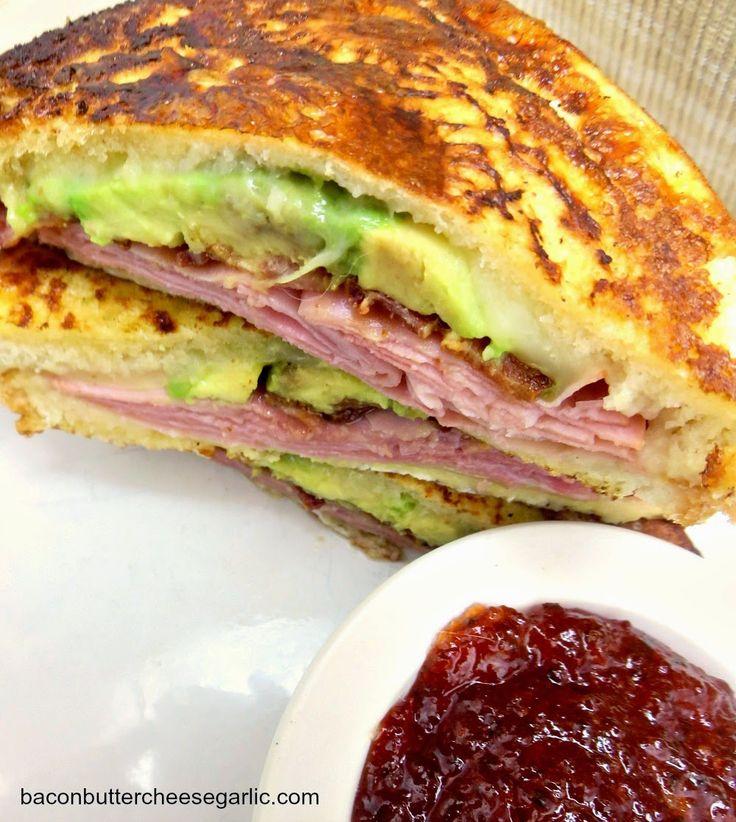 Easy Monte Cristo Sandwiches