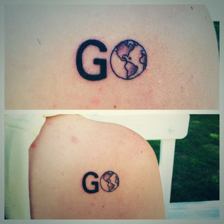 Globle Tattoo