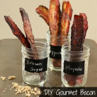Gourment Bacon