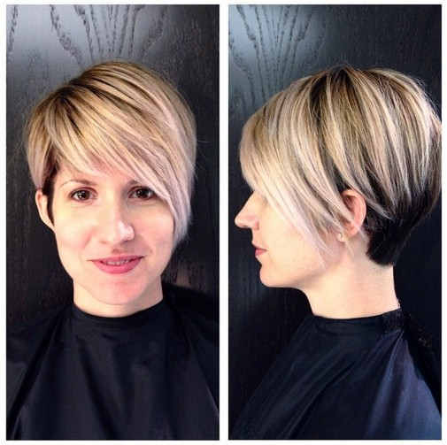33 Cool Short Pixie Haircuts for 2018 - Pretty Designs