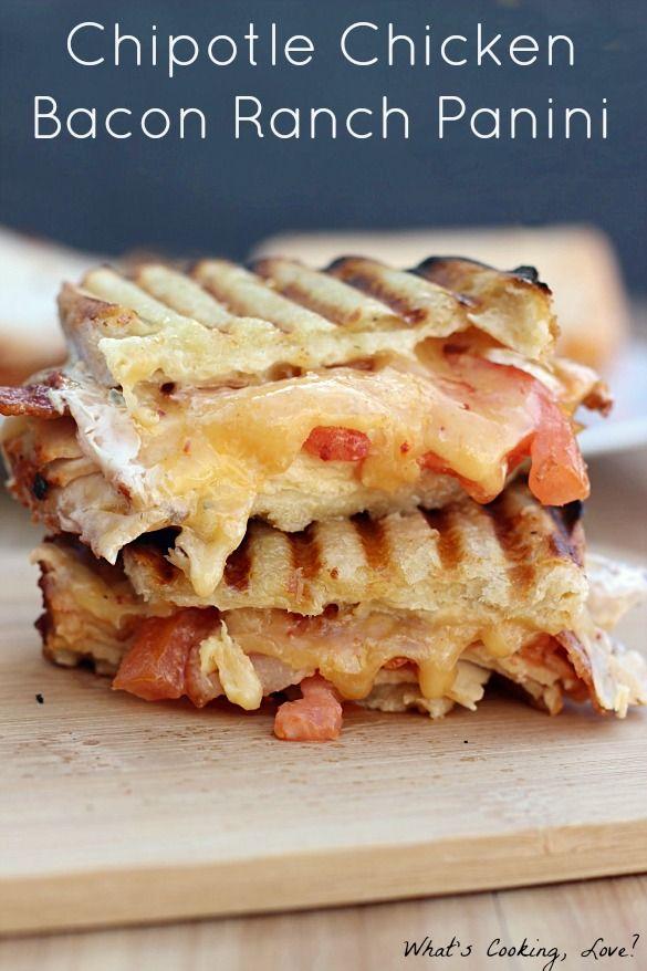 Mouthwatering Sandwich