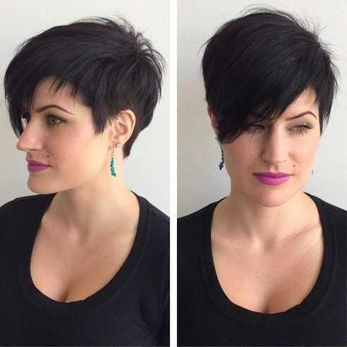 Pixie Haircut For Long Face Shape