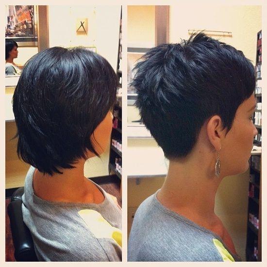 Pixie Haircut for Black Hair