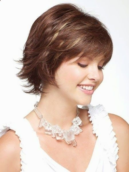 Everyday Hairstyles Over 40 : Great short haircuts for thin hair pretty designs