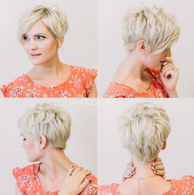 28 Cute Hairstyles For Short Hair Pretty Designs