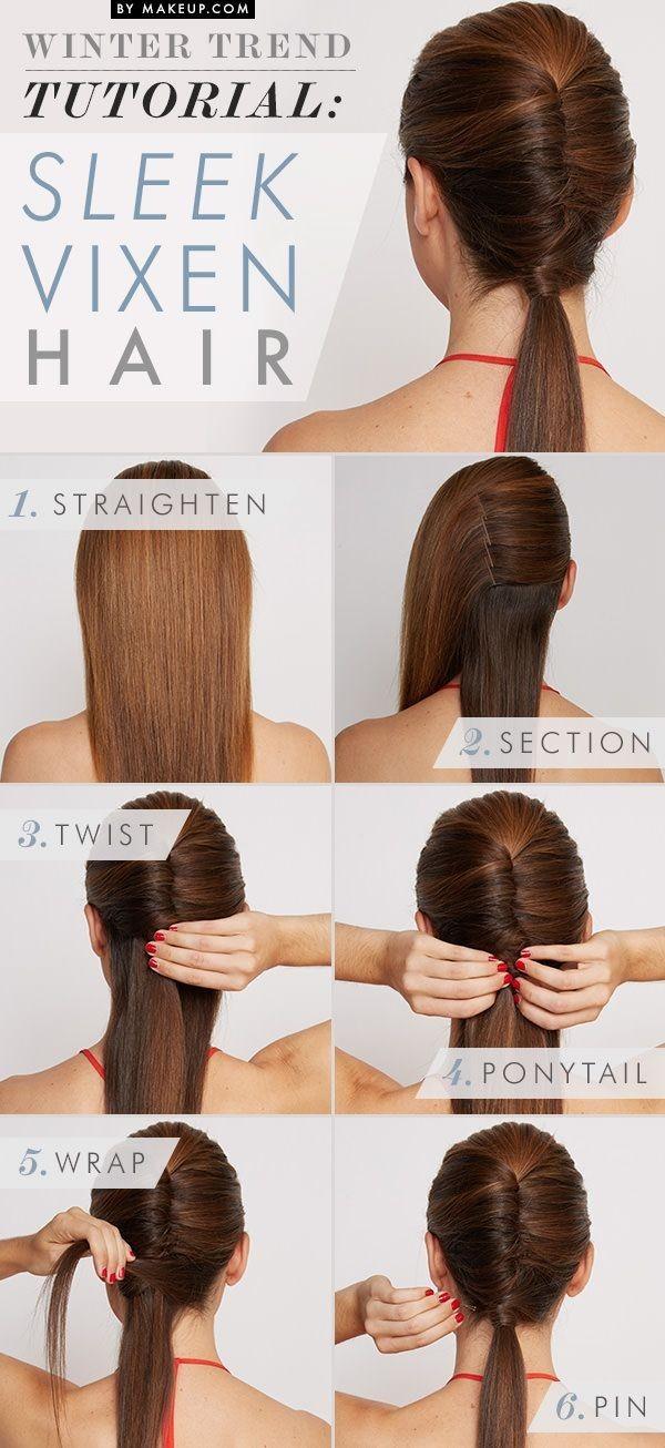 Sleek Vixen Hair