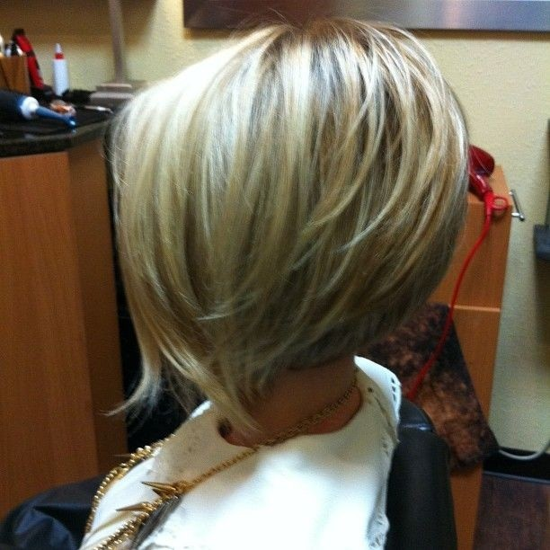 25 Fantastic Short Layered Hairstyles for Women 2015 - Pretty Designs