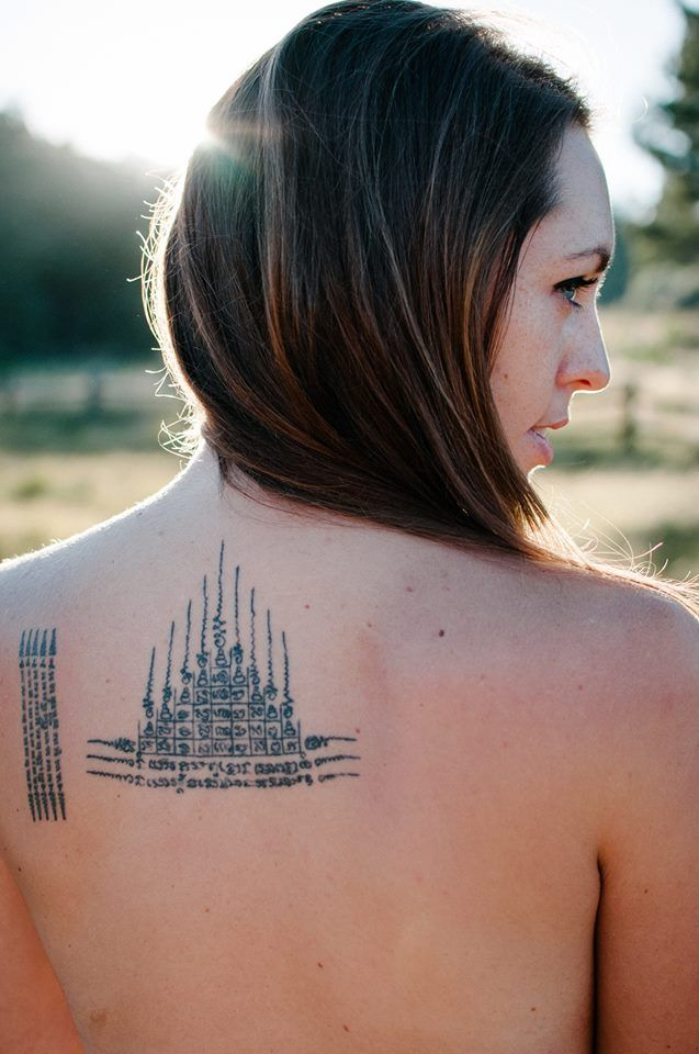 Travel Tattoo from the World