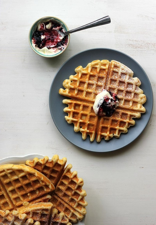 15 Ways to Make Great Waffles | Pretty Designs