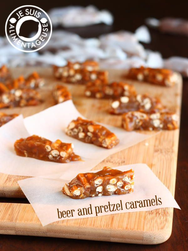 How to Use Beer to Create Desserts - Pretty Designs