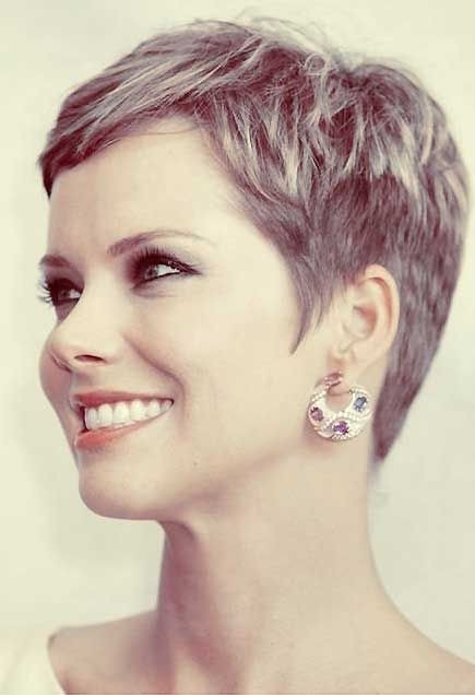 Tremendous 22 Cool Short Pixie Hair Cuts For Women 2015 Pretty Designs Hairstyle Inspiration Daily Dogsangcom