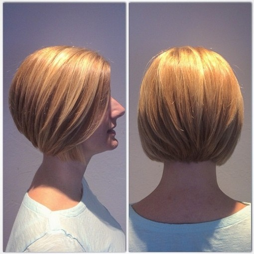 25 Cute Bob Haircuts for Women 2015 - Pretty Designs