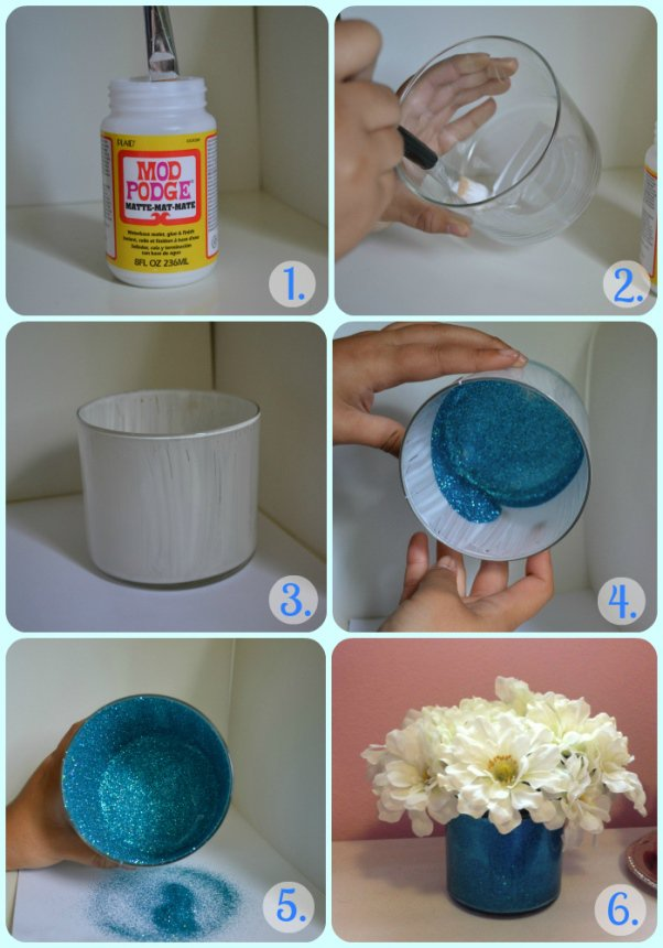 17 creative diy vases to hold flowers pretty designs for Home decorations com