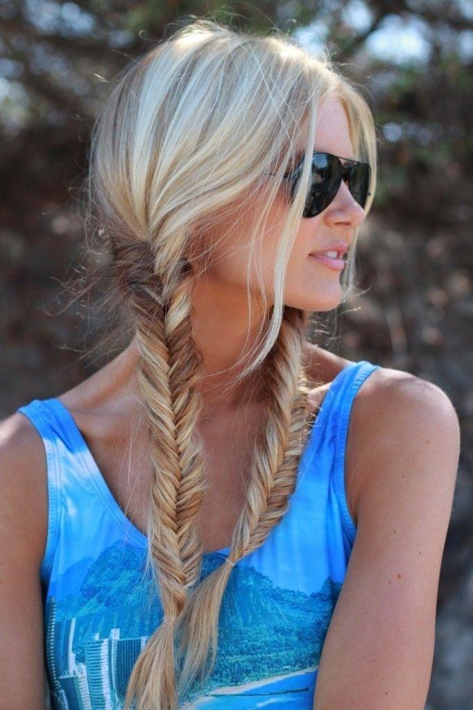 22 verbluffende vlechtkapsels voor lang haar