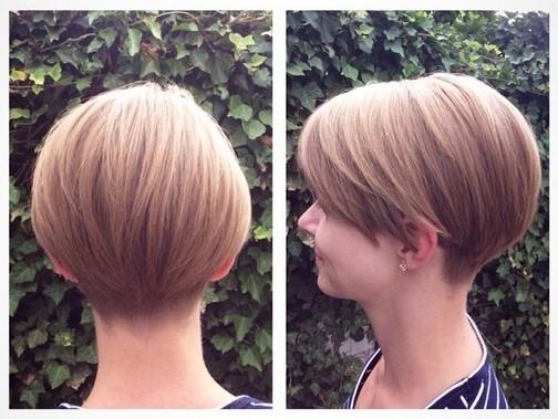 Easy Short Bob Haircut